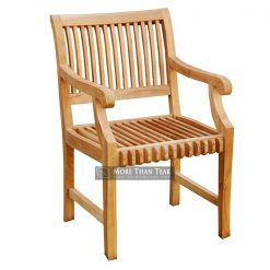 Teak Fixed Chairs