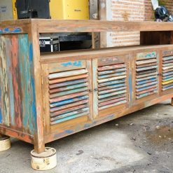 reclaimed boat furniture