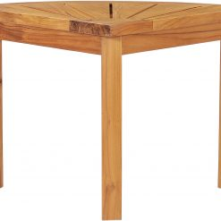 Teak Miami Shower Stool