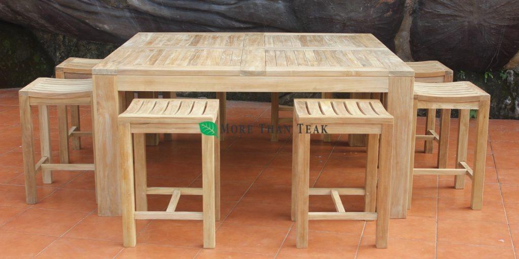 teak garden furniture company
